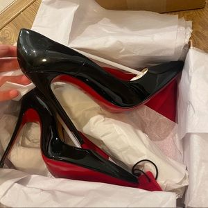 BRAND NEW CHRISTIAN LOUBOUTINS!